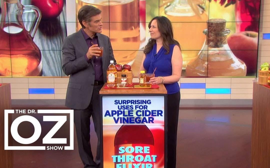 3 Healthy Ways to Use Apple Cider Vinegar