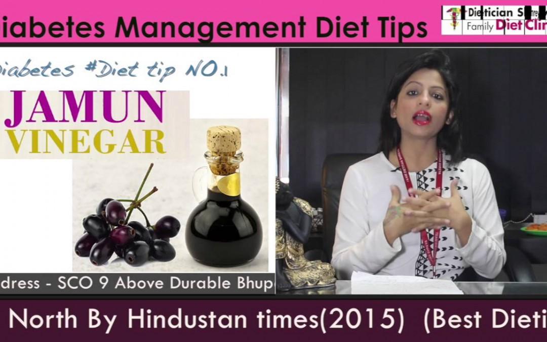 Diabetes Diet Plan by Dietitian Shreya