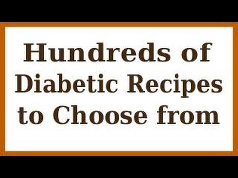 Diabetic Recipes | Over 500 Delicious Diabetes Meals