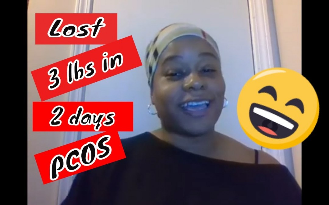 1200 Calorie Diabetic Diet – I Lost 3lbs in 2 Days – PCOS Update