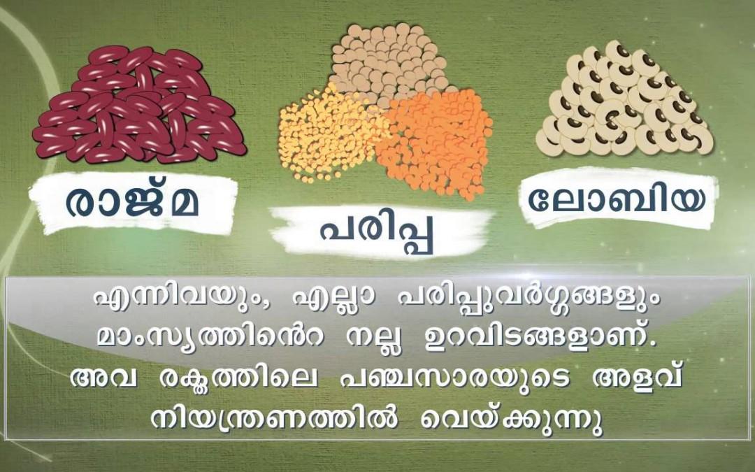 Food for Diabetes [Malayalam]