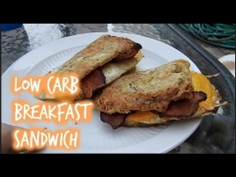 KETO FULL DAY OF EATING | 90 SECOND LOW CARB BREAD
