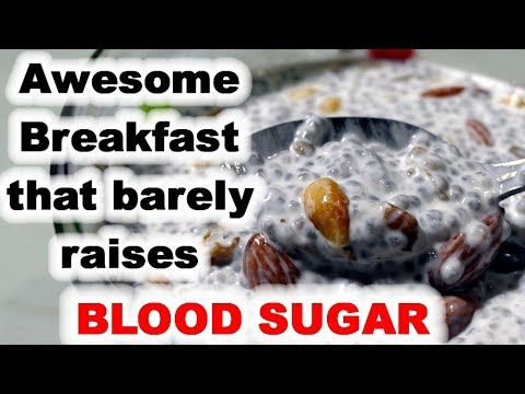 The Ultimate Pudding/Cereal for Diabetics!