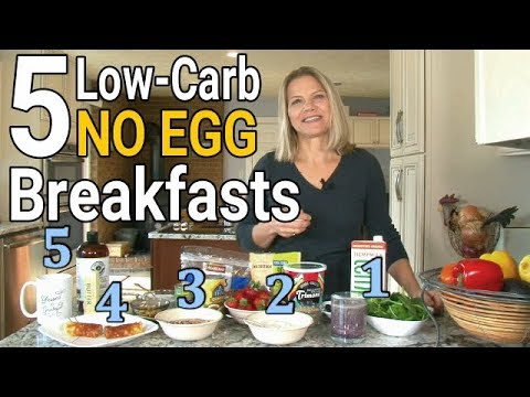 5 Non-Egg, Low-Carb Breakfasts (What to Eat besides Eggs)