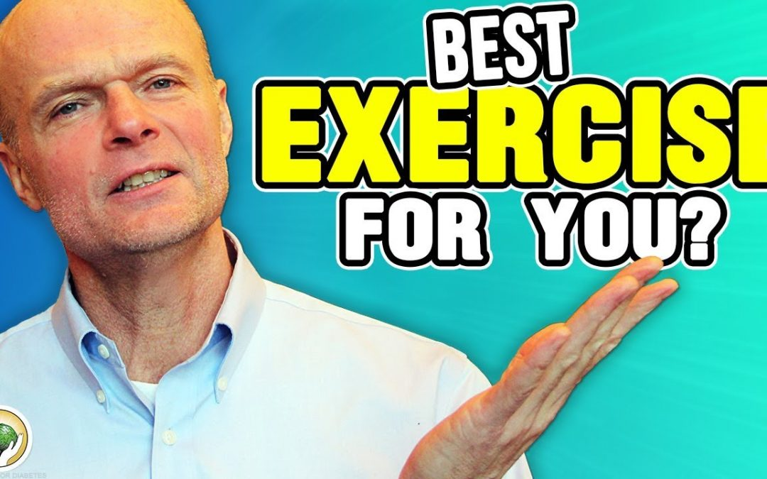6 Ultimate BENEFITS OF EXERCISE For Diabetes, Insulin, Weight Loss, Your Brain & More
