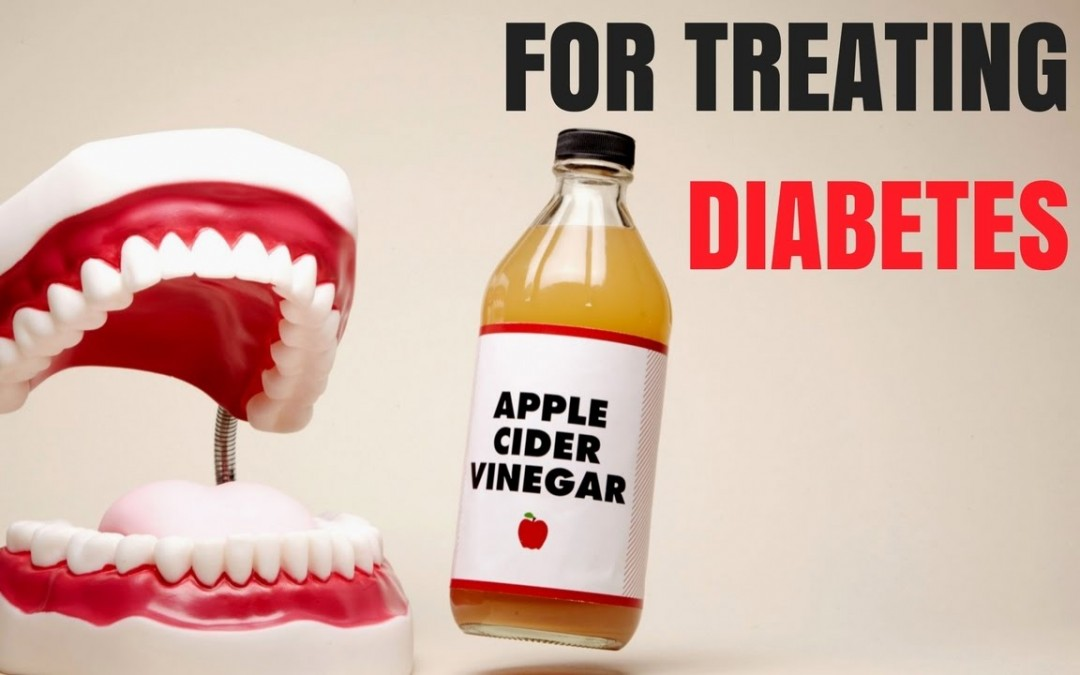 8 Simple Ways To Use Apple Cider Vinegar For Treating Diabetes – Diabetes Tips