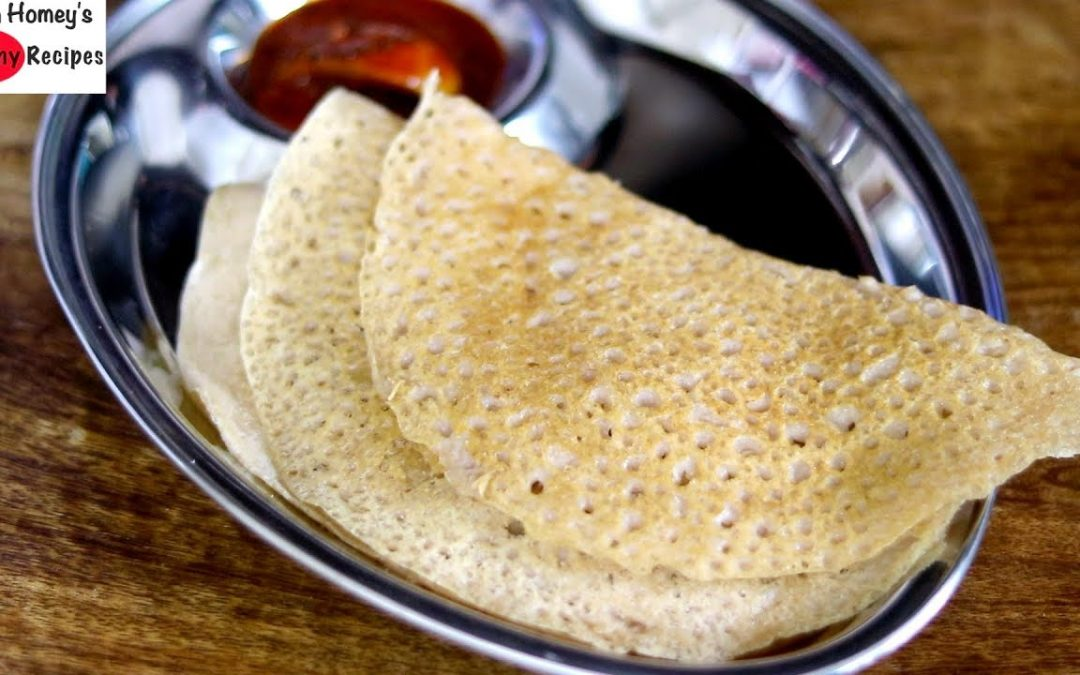 Khapli Dosa Recipe – Healthy Recipes For Weight Loss – Diabetic Diet Recipes | Skinny Recipes