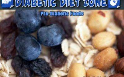 Pre-Diabetic Foods | Diabetic Diet | Info on Diabetes Types
