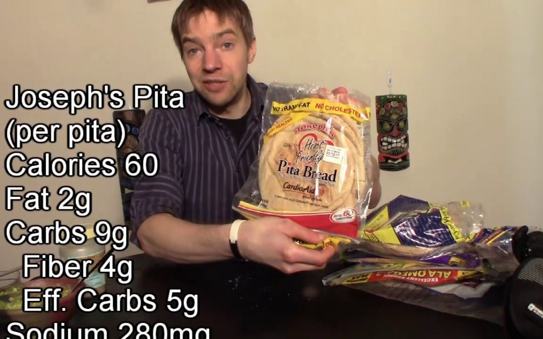 The Great Low Carb Bread Review Pt 1