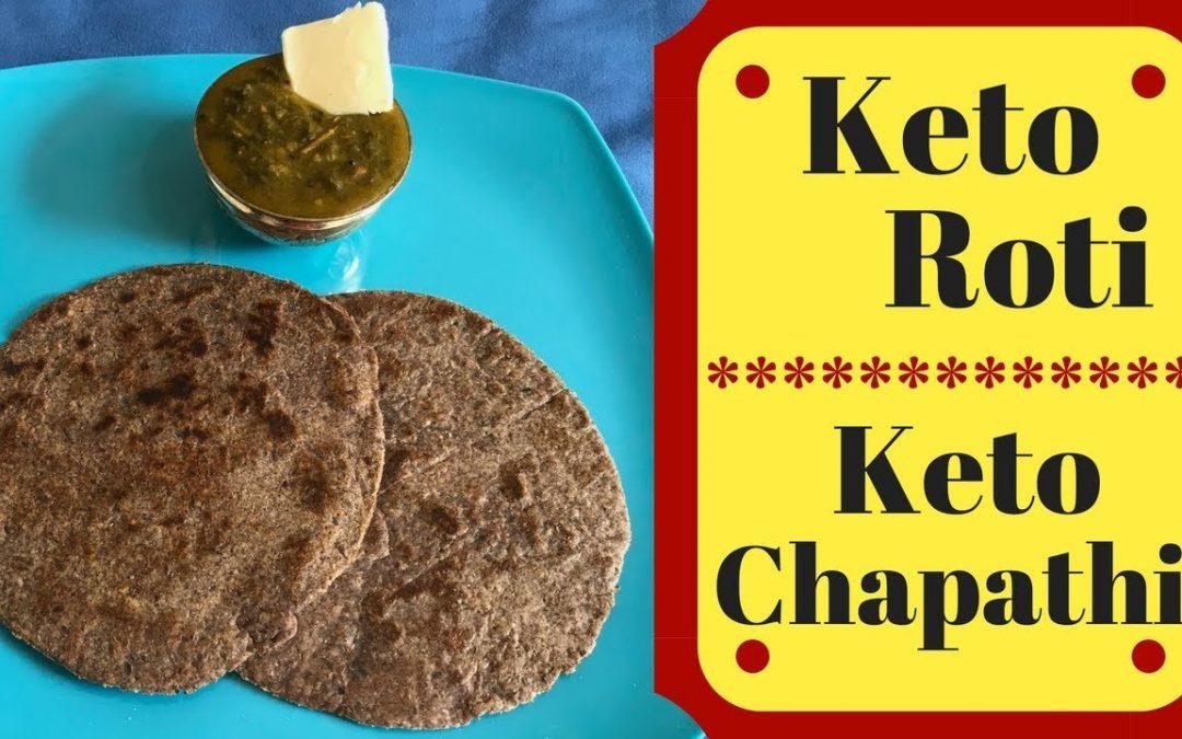 Veeramachaneni Ramakrishna Diet | Keto Roti | Keto Chapathi | Keto Flat Bread | keto roti recipe