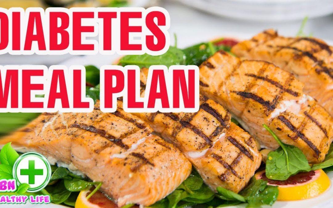 Seven-Day Type 2 Diabetes Meal Plan