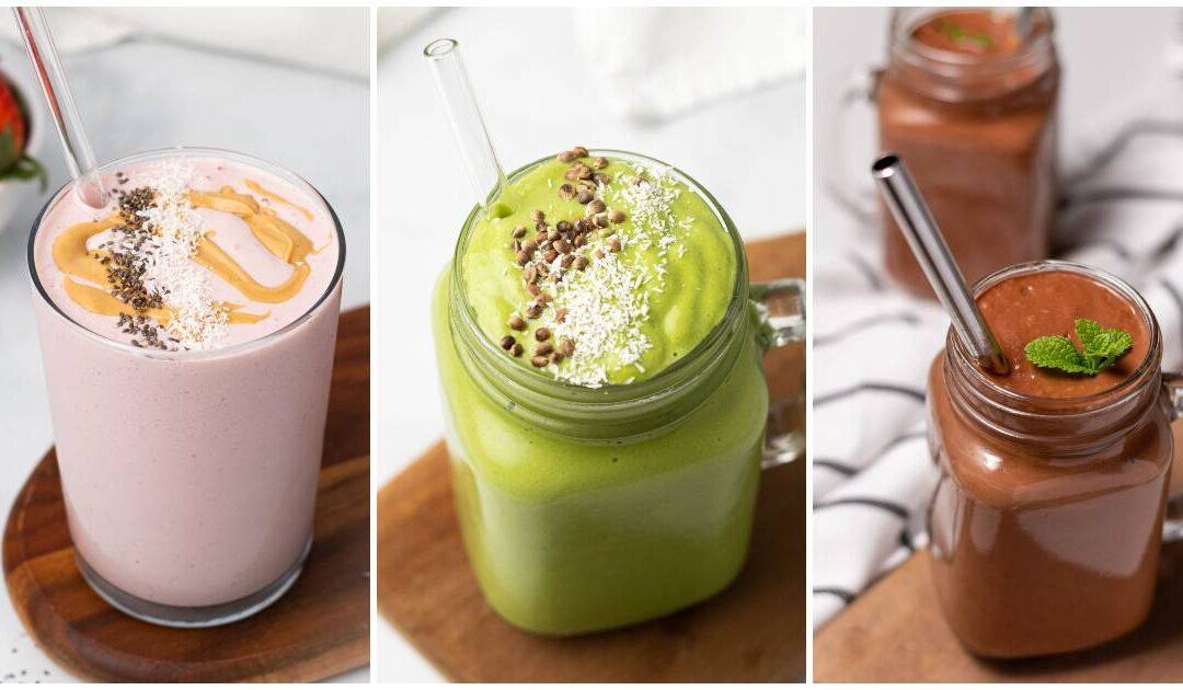 10 Diabetic Smoothie Recipes (Low Carb)