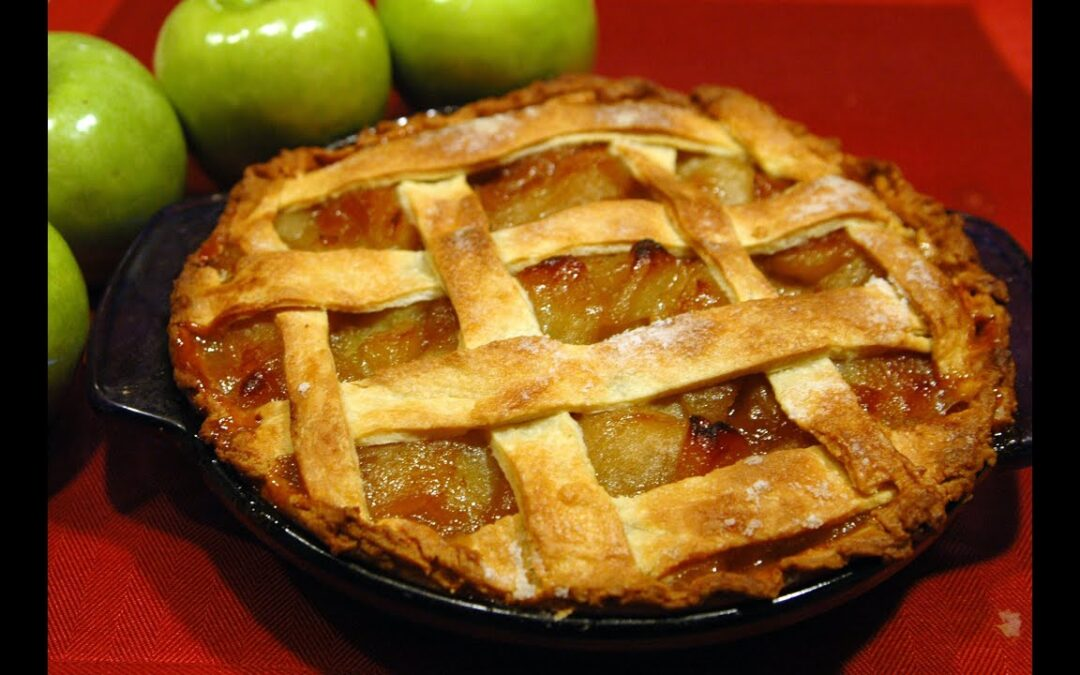 APPLE PIE WITHOUT SUGAR – HEALTHY FOOD – DIABETIC FOOD – How To QUICKRECIPES
