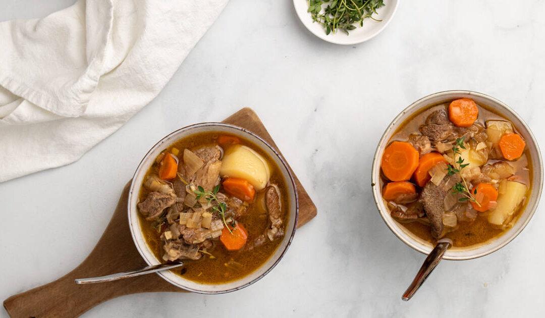 Beef Stew (Low-Carb) – Diabetic Foodie