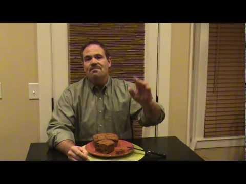 Chocolate Chip Pumpkin Bread – No Sugar – WiO Diet