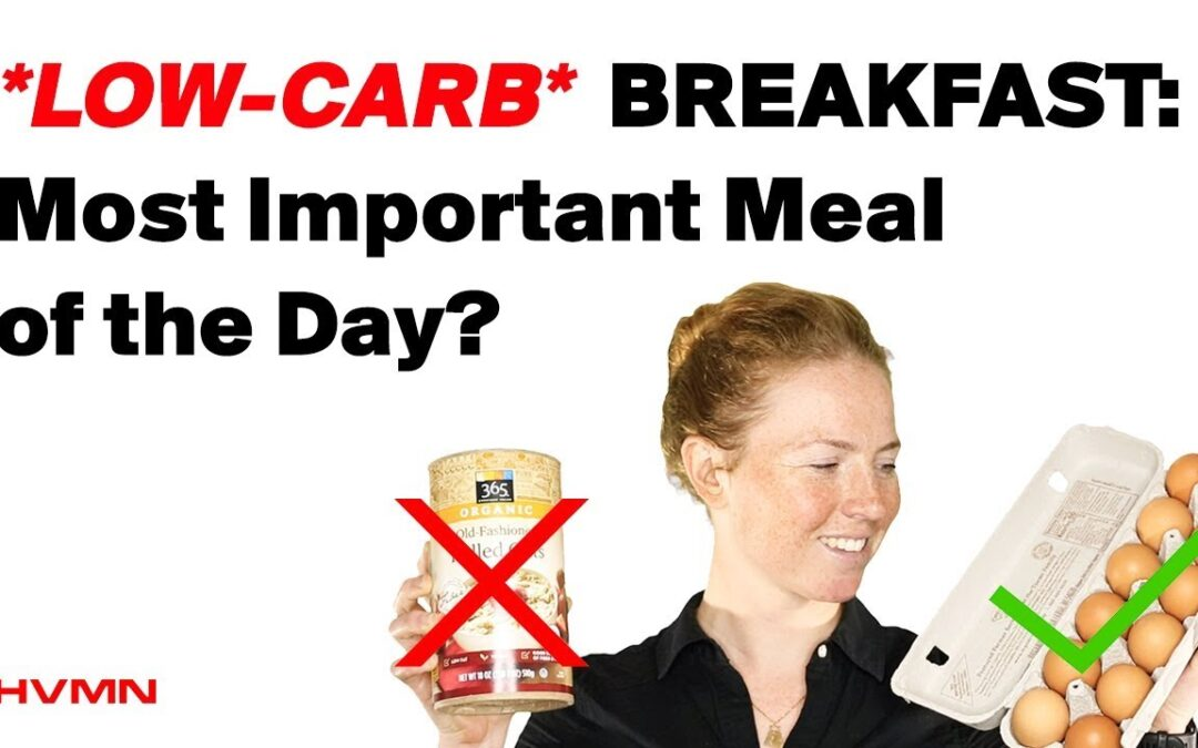 Eat a Ketogenic Breakfast to Stabilize Blood Sugar Levels THROUGHOUT the Entire Day