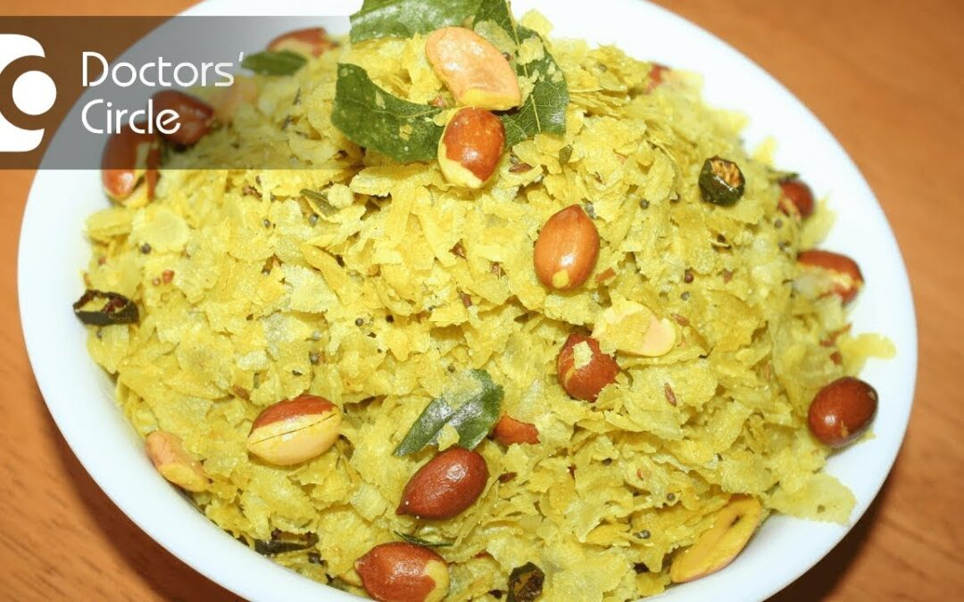 Is poha recommended in diabetics for breakfast? – Dr. Sanjay Phutane