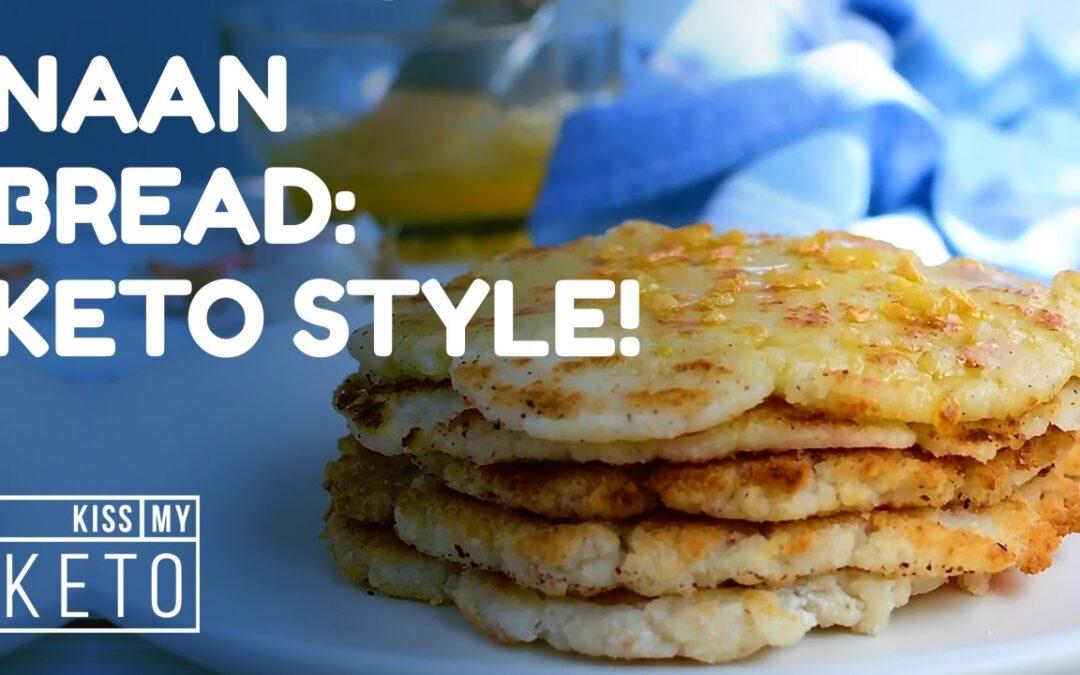 Keto Naan Bread – Easy Naan Bread Recipe