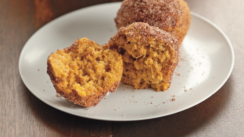 Pumpkin Spice Mini Donuts – Diabetes Self-Management