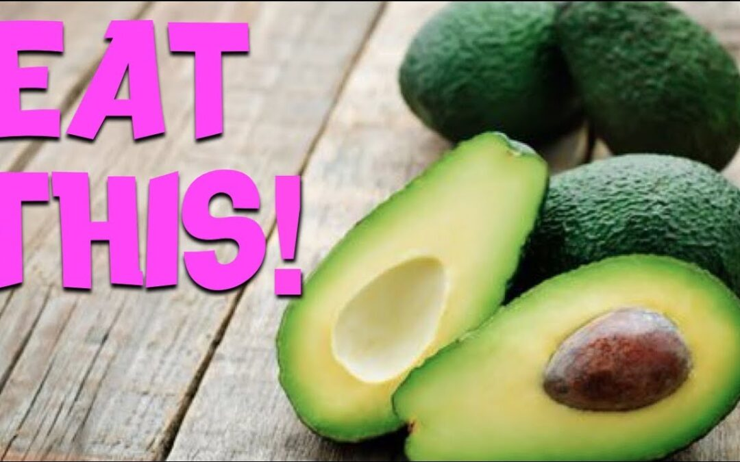 THE 8 INCREDIBLE HEALTH BENEFITS OF AVOCADO!