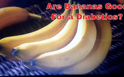 Are Bananas Good For A Diabetic ? Can Diabetics Eat Bananas and Apples ?
