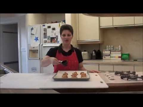 Diabetic Dessert Recipe: Apple Pumpin Softies (Cookies)
