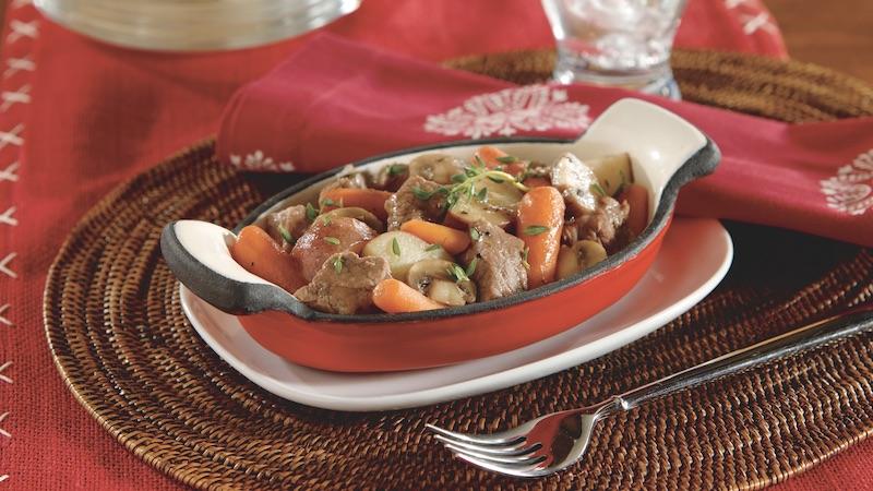 Microwave Beef Casserole Stew – Diabetes Self-Management