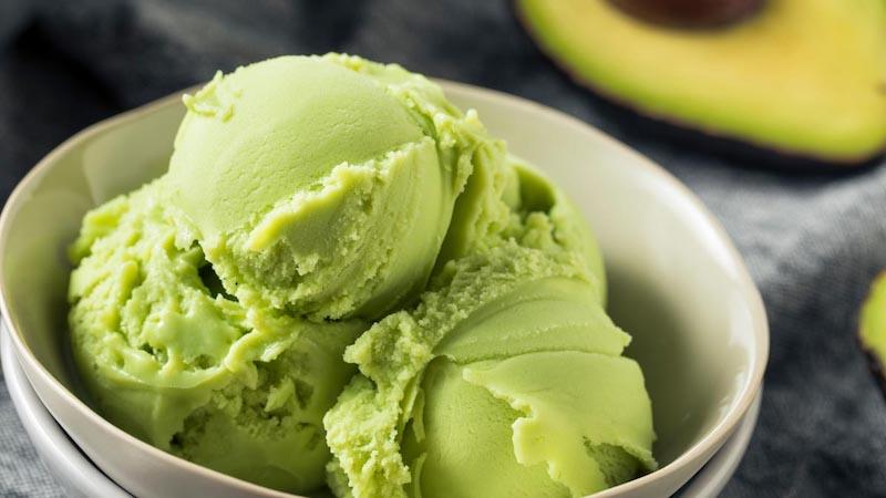 Avocado Ice Cream – Diabetes Self-Management
